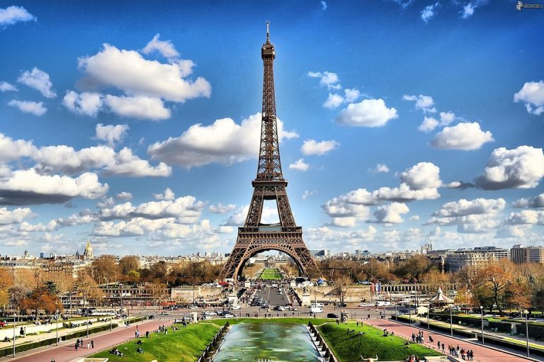 France – Paris – The city of Love